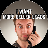 I want more seller leads.