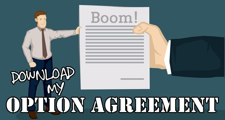 download my option agreement