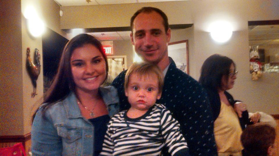 Justin Wilmot & family