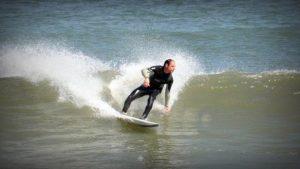 justin wilmot surfing