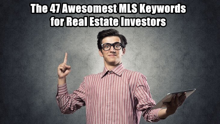 MLS Keywords for Real Estate Investors