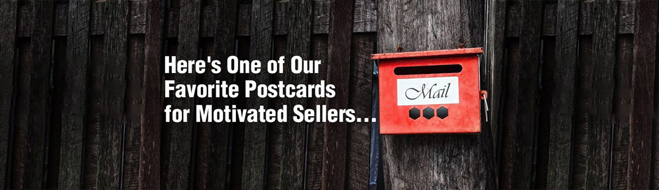 One of Our Favorite Real Estate Investor Postcards