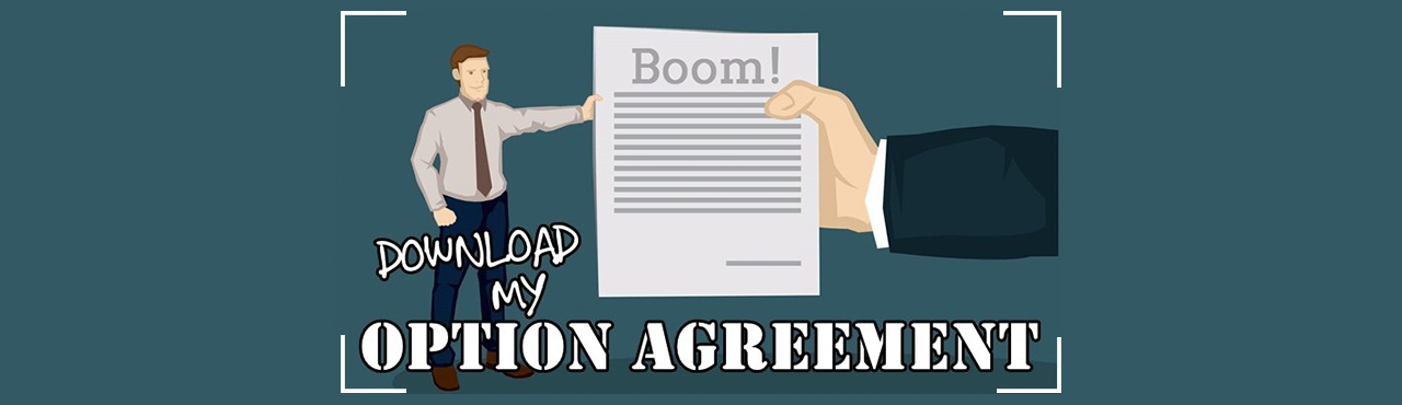 Download My Option Agreement…