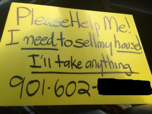 hand-written-sign-to-sell
