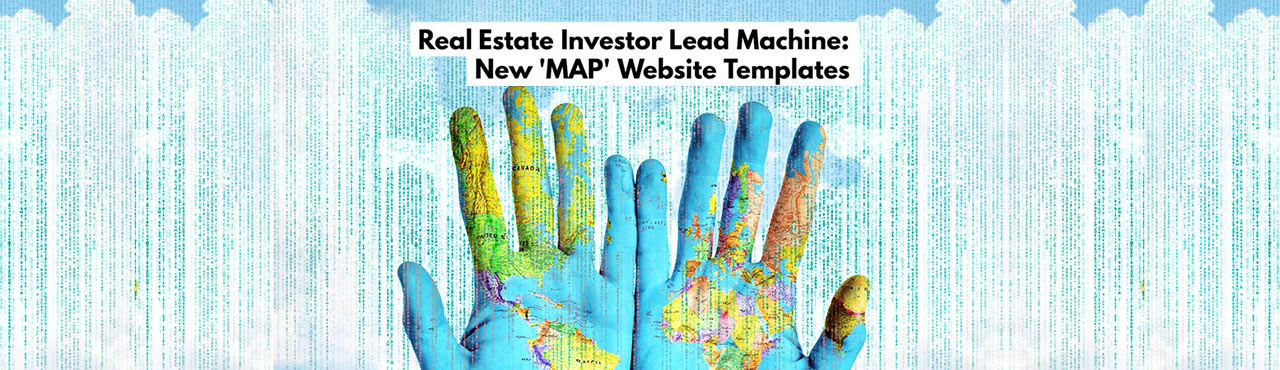 Real Estate Investor Lead Machine: New Website Templates!
