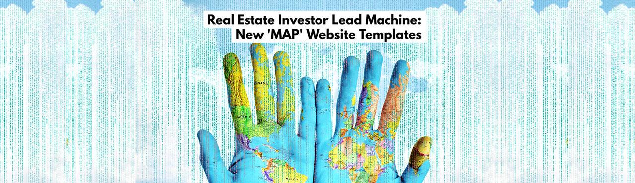 Real Estate Investor Lead Machine: New Website Templates!