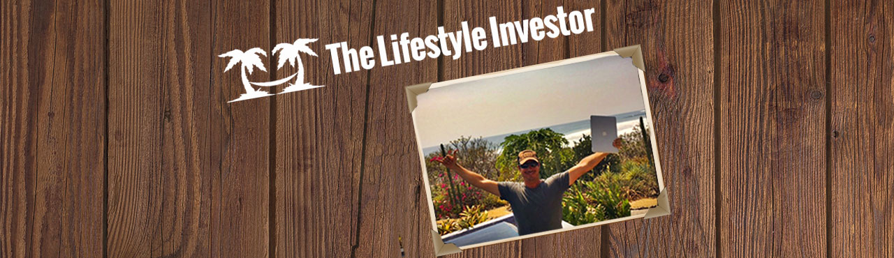 "Announcing: ""The Lifestyle Investor"" by Justin Wilmot"