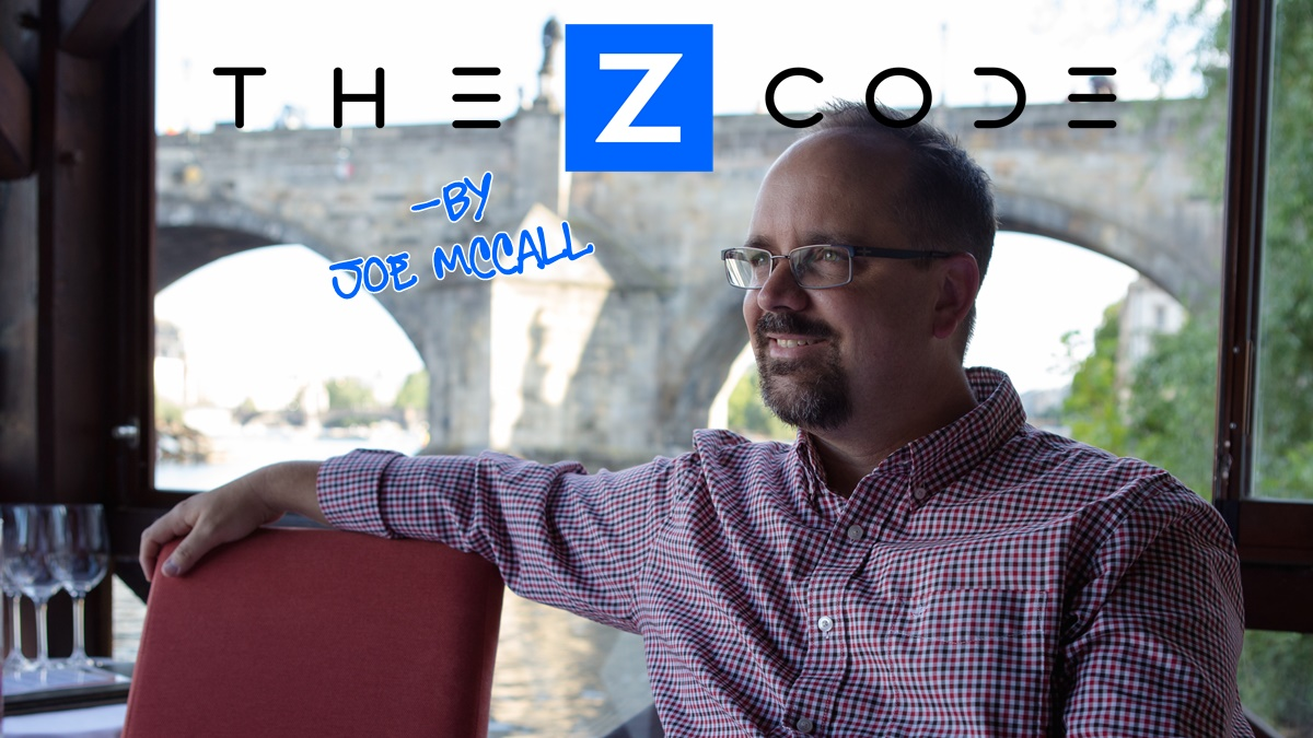 The Z-Code by Joe McCall